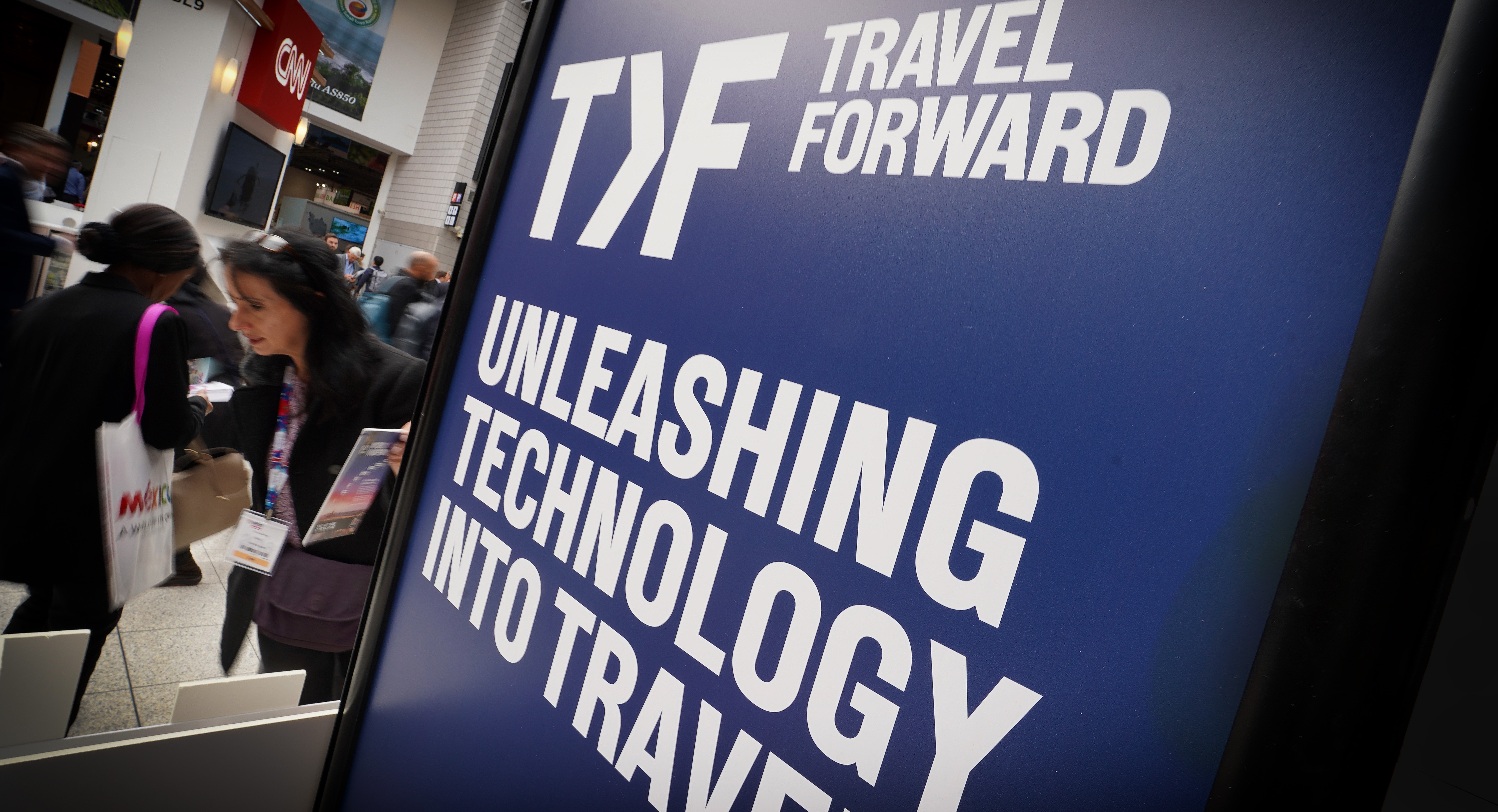 Travel Forward introduced to WTM Latin America 2019