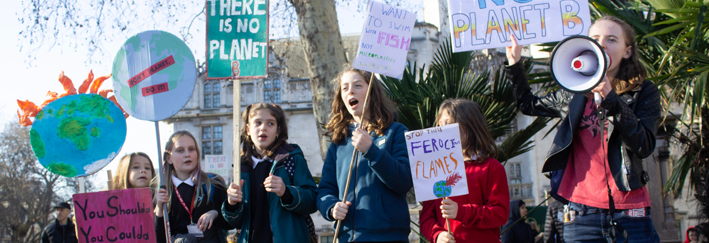 Why tourism should support the Children's Climate Strike this Friday