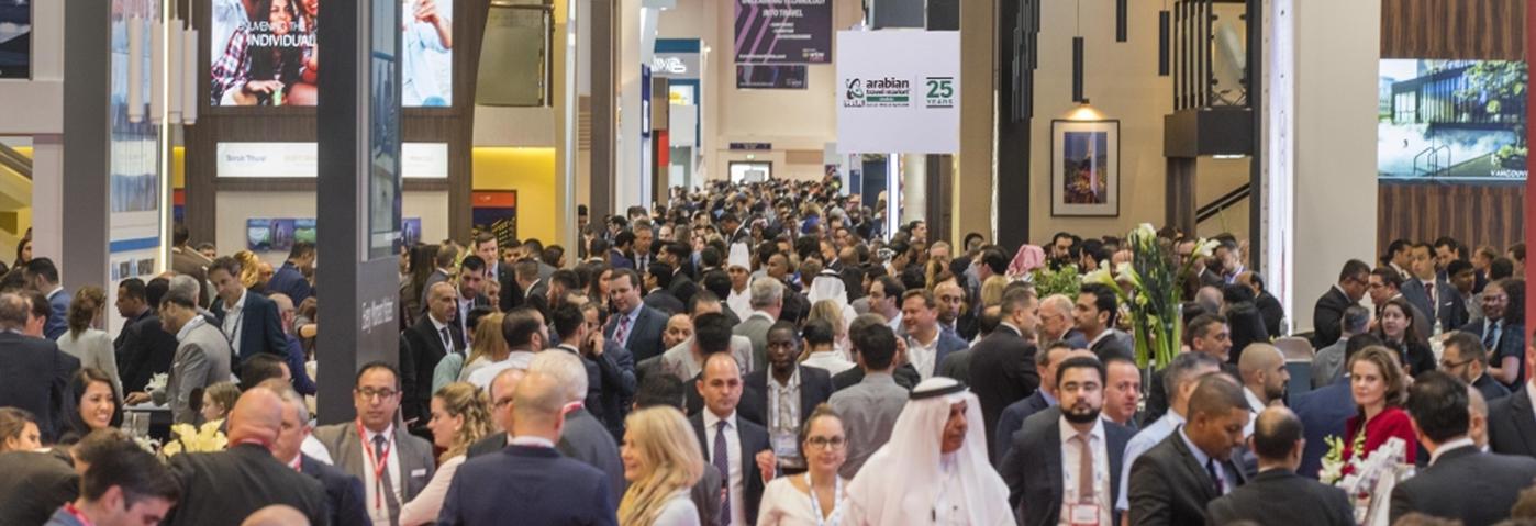 """سوق السفر العربي يستضيف """"قمة الصناعة الفندقية"""" بالتزامن مع ارتفاع عدد الغرف الفندقية في منطقة الخليج إلى 58,761 غرفة عام 2019"""