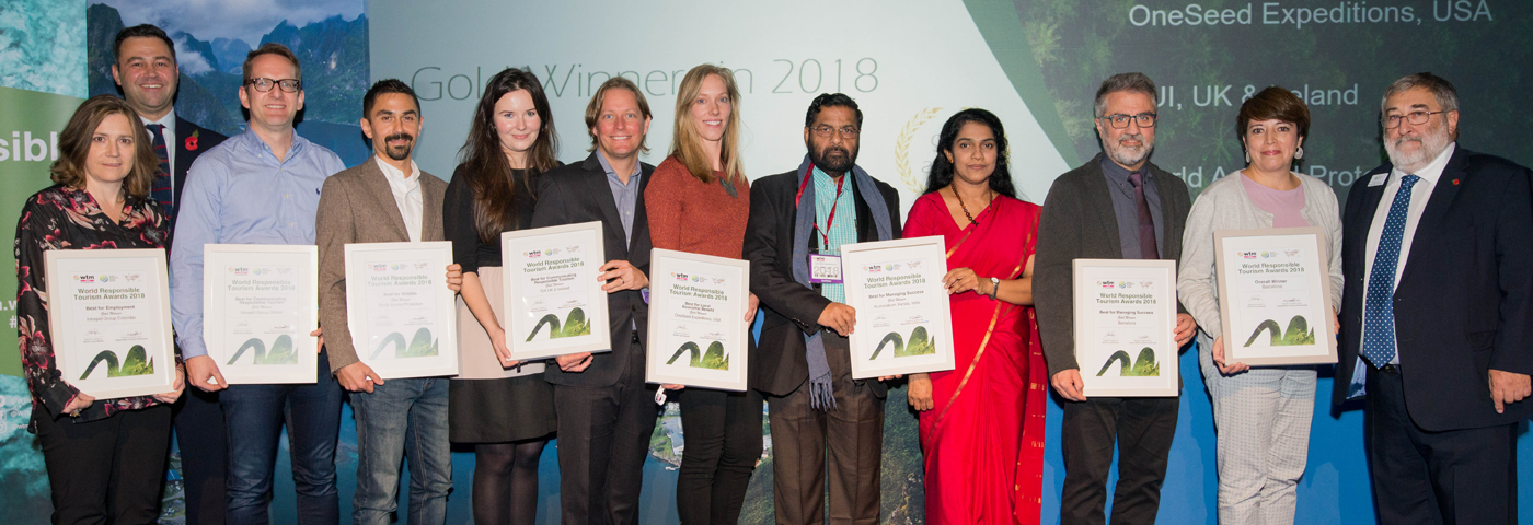2019 World Responsible Tourism Awards are now open