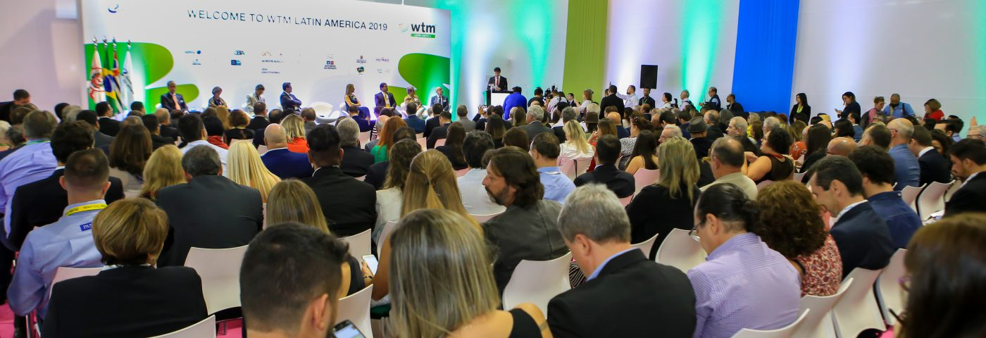 WTM Latin America ends first day of event