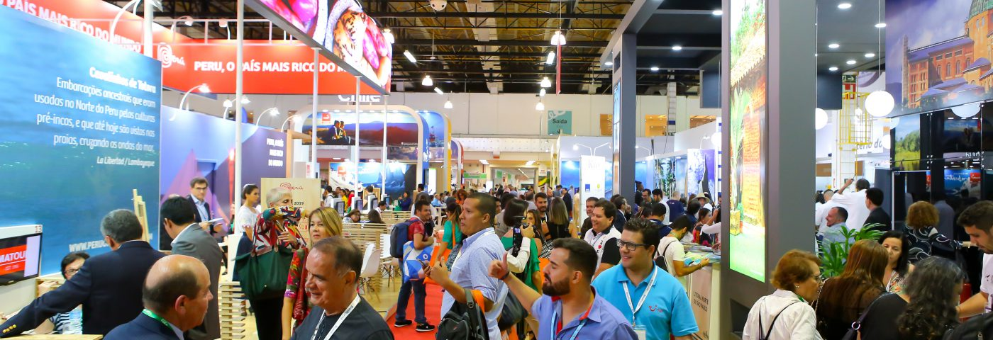 Business and content: success on the second day of WTM Latin America