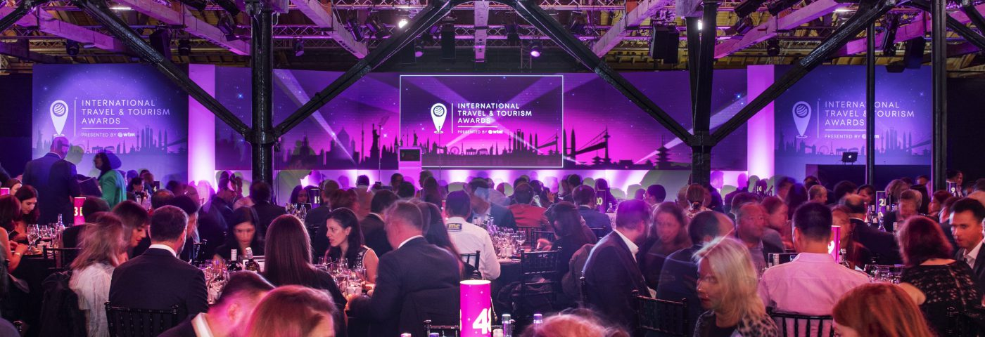 Second shortlist unveiled for  International Travel & Tourism Awards 2019
