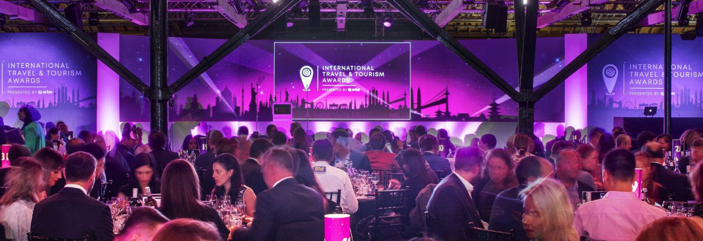 First shortlist unveiled for International Travel & Tourism Awards 2019