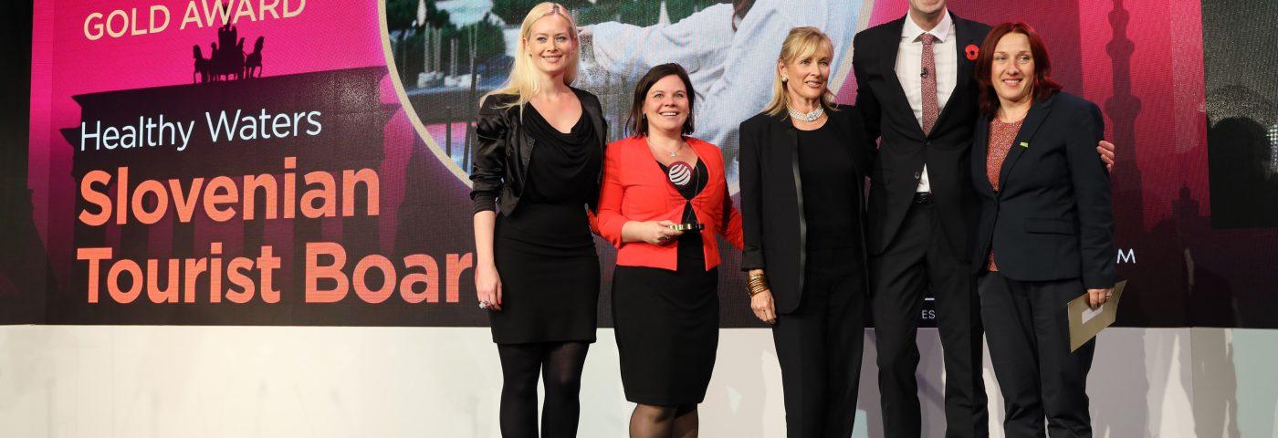 Gold ITTA award enhances Slovenia's global reputation