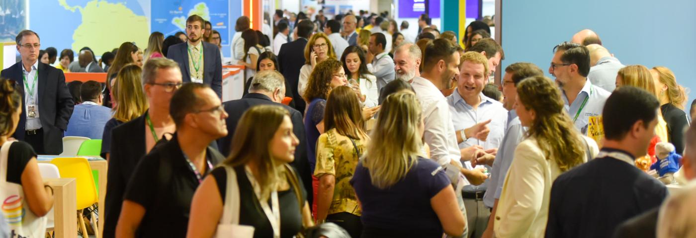 WTM Latin America contabiliza mais de 19.400 participantes na edição 2019