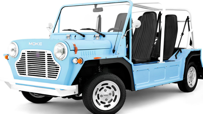 Moke to introduce a new electric Cargo Moke at WTM London 2019