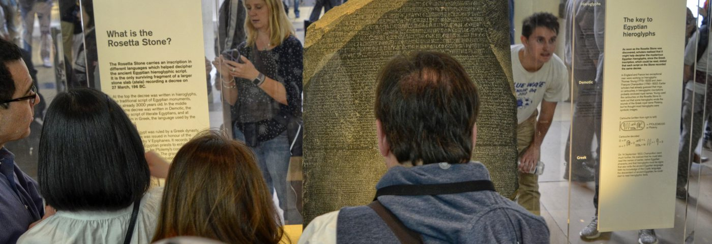 Access all areas, with new walking tours of iconic global landmarks