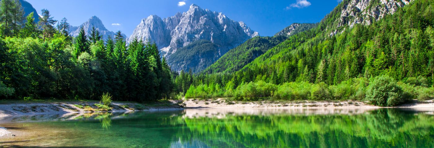 Slovenia steps up with new 280-km hiking trail