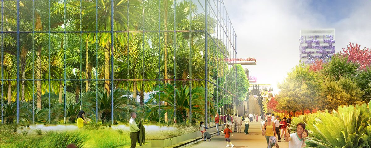 Floriade Expo 2022 – Green City of the Future