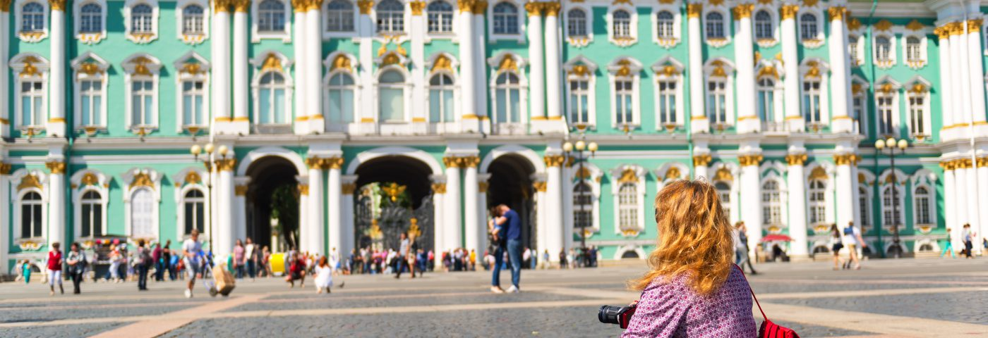 Fremad Russia promotes new e-visa to St Petersburg