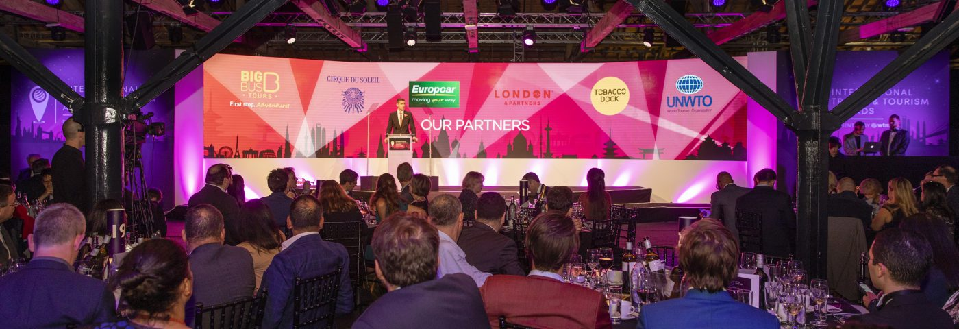 Sponsors sign up for 2019 International Travel & Tourism Awards