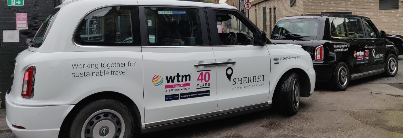 WTM London Partners with Sherbet London to Reduce 18 tons of CO2 Emissions
