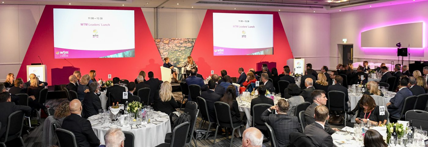 Olympic Legend and Top Psychologist to Headline Leaders' Lunch