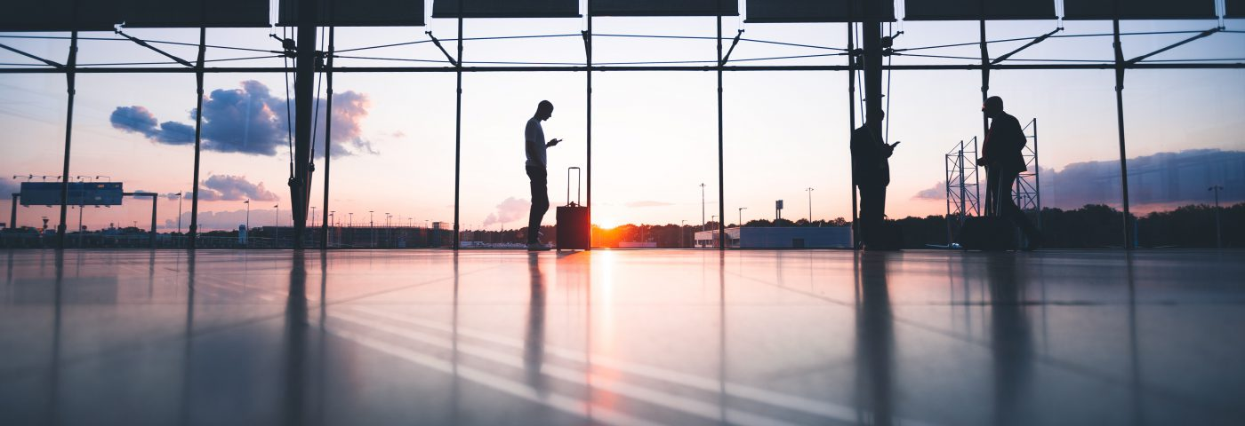 Airports: Moving into the Digital Age