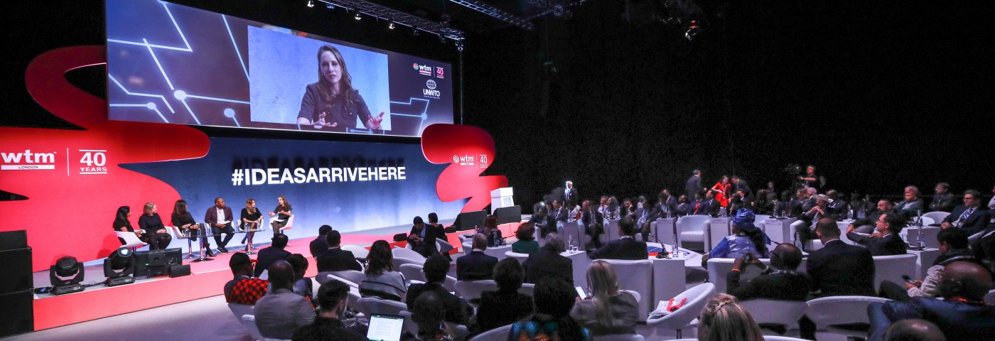 WTM ministers' summit hears how modern tech can help rural traditions