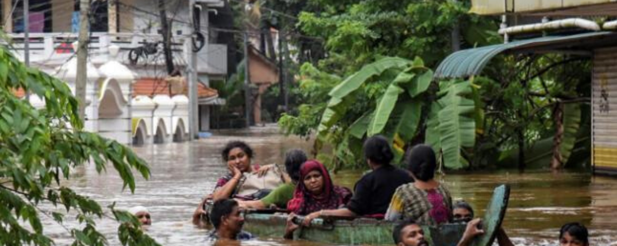 Kerala has been hit by flooding, a resilience challenge well beyond the capacity of tourism to address