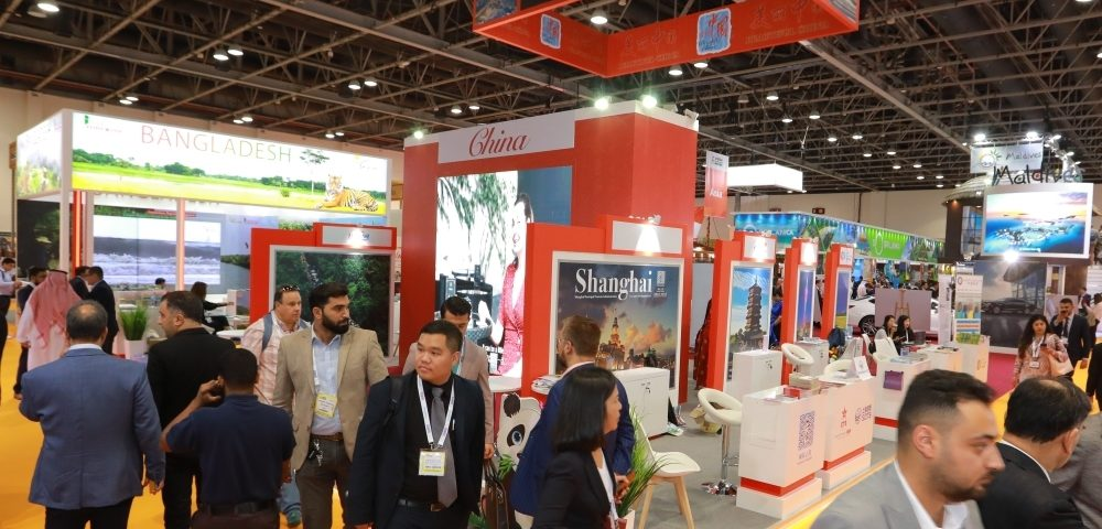 Chinese visitors to GCC will increase 54% by 2023, says latest ATM report