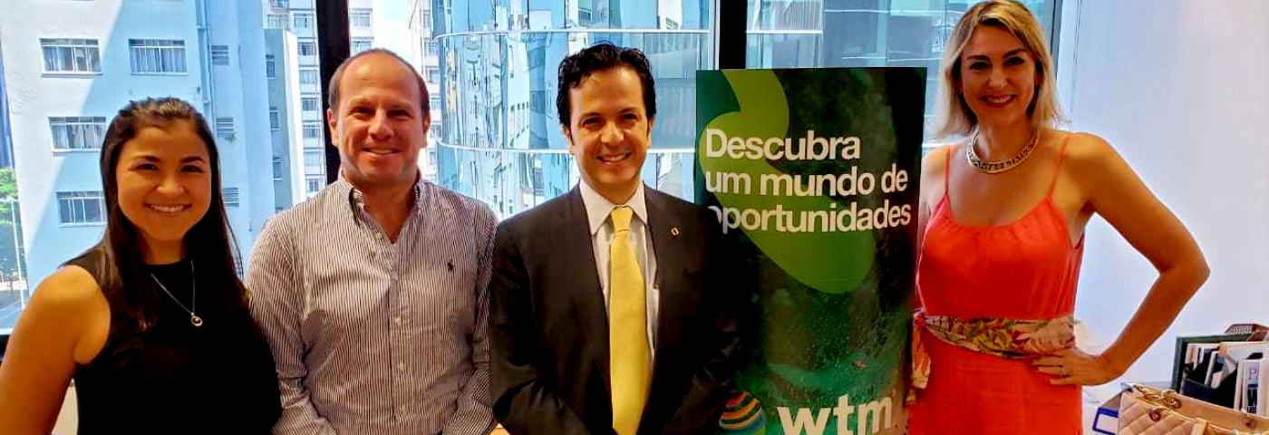 Colombia confirma participación en WTM Latin America 2020