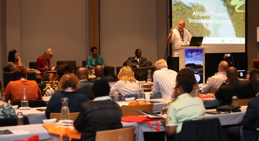 INNOVATIVE AFRICA: Investing in the Tourism Value Chain at WTM Africa's ATIS