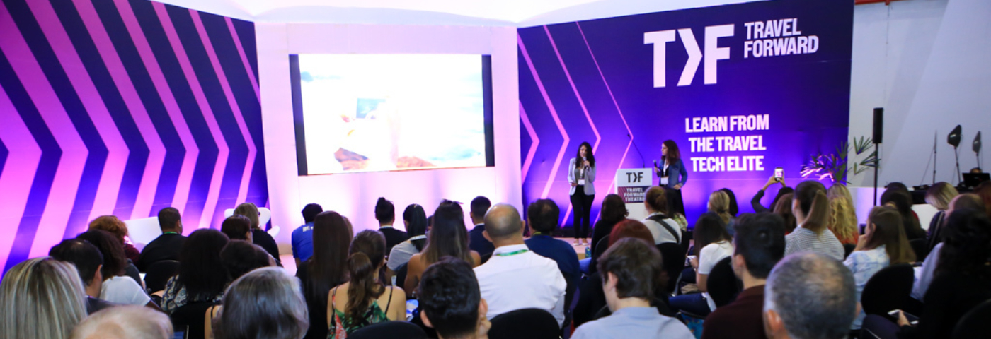 WTM Latin America selects start-ups to take part in a challenge in the Travel Forward Start-up Hub