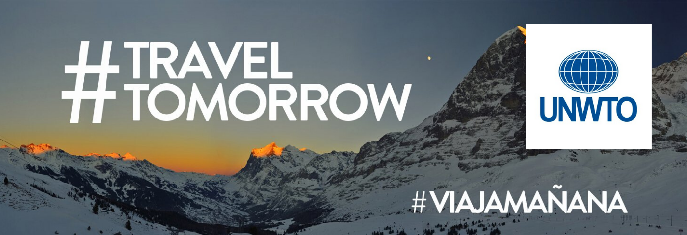 UNWTO inspire wanderlust with new #TravelTomorrow campaign