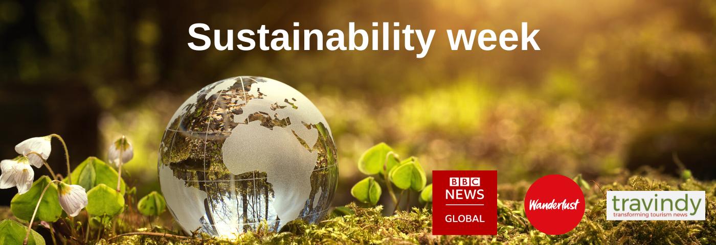 BBC Global News join WTM's Sustainability Week webinar programme