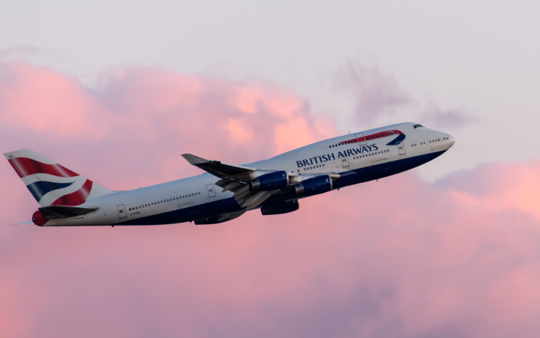 British Airways ships PPE to NHS
