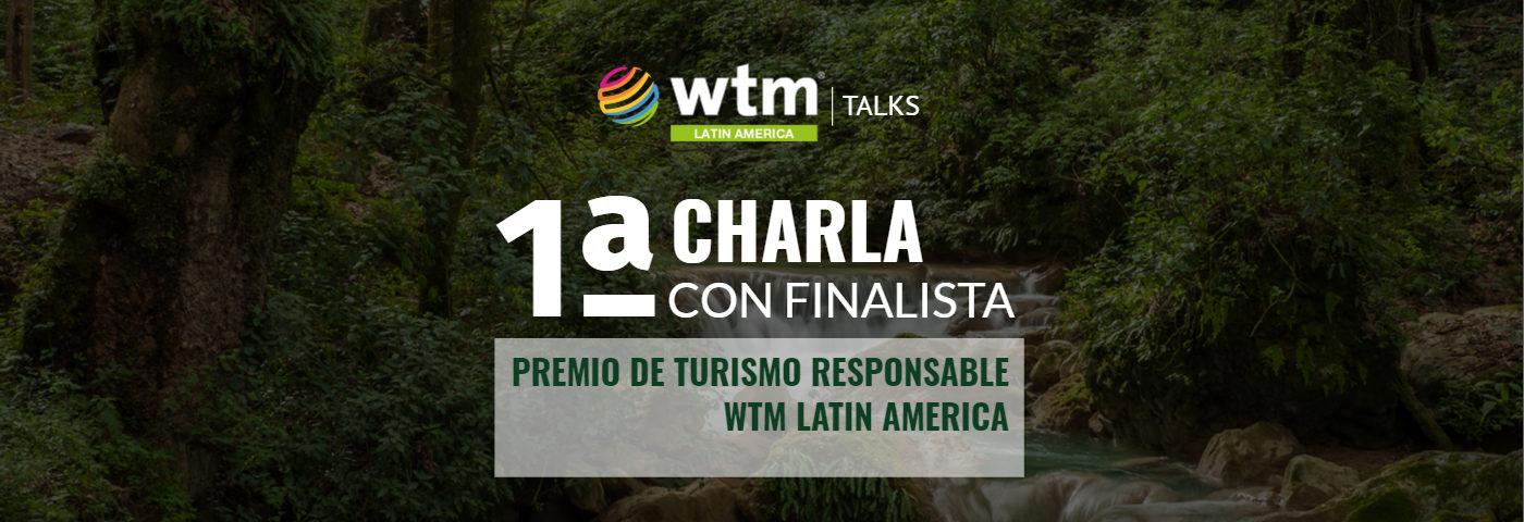 1ª Charla con Finalista – Premio de Turismo Responsable