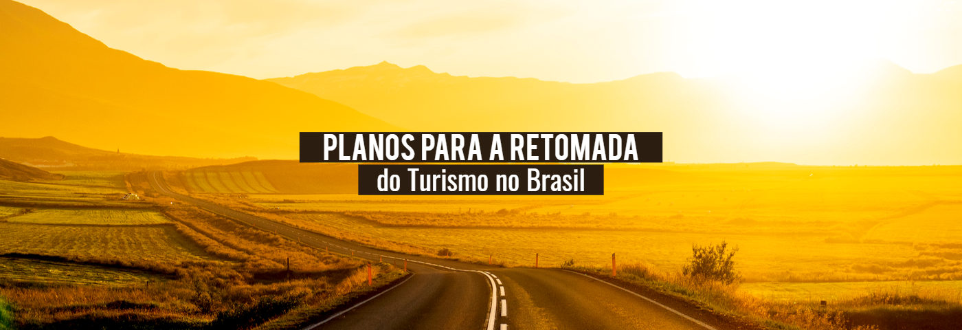 TALK: Planos para a Retomada do Turismo no Brasil