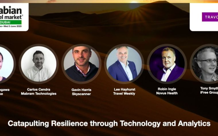 Catapulting Resilience through Technology and Analytics