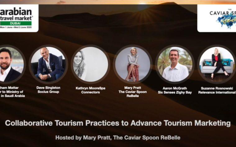 Collaborative Tourism Practices to Advance Tourism Marketing