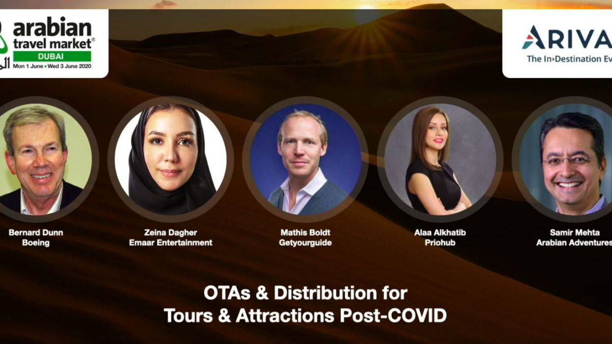 Otas Distribution For Tours Attractions Post Covid Wtm Global Hub