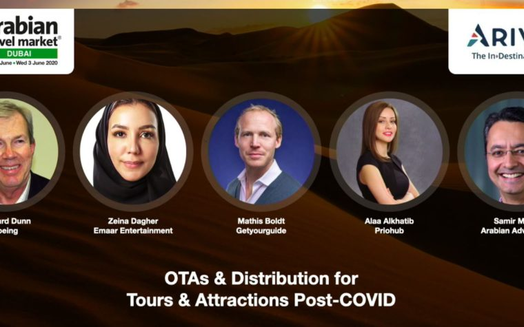 OTAs & Distribution for Tours & Attractions Post-COVID