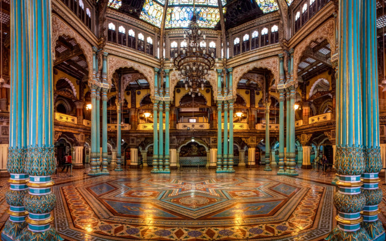virtual tours of palaces and homes