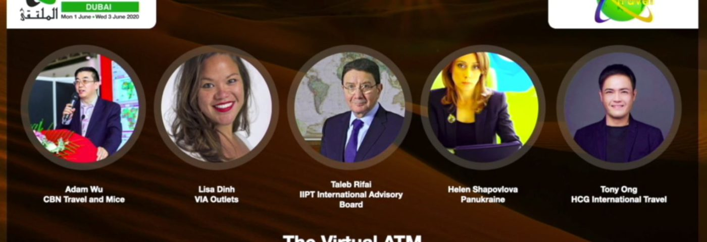 The Virtual ATM China Tourism Forum
