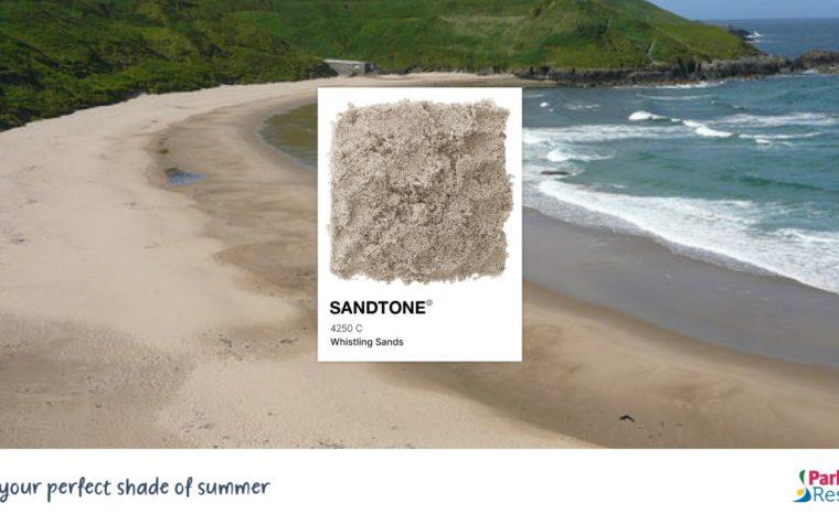 Parkdean Resorts Sandtones campaign