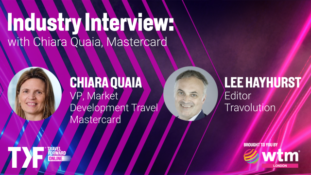 Catch up – Industry Interview: with Chiara Quaia, Mastercard