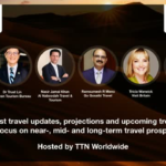 Latest travel updates, projections and upcoming trends and focus on near-, mid- and long-term travel prospects