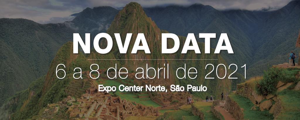 WTM Latin America é postergada para abril de 2021