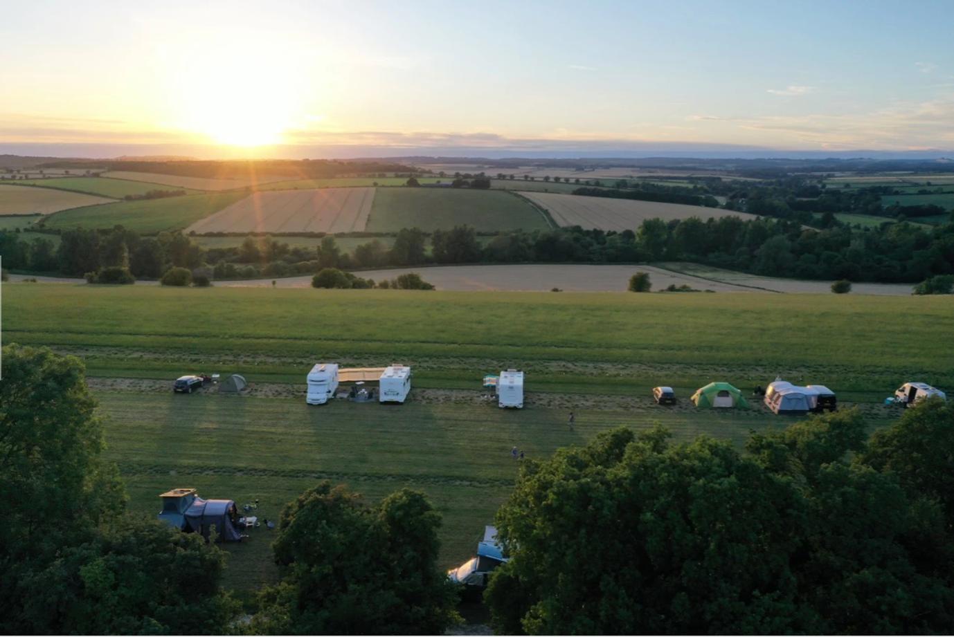 Tarrant Valley camping