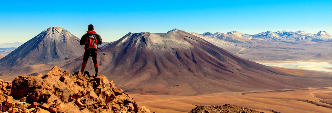 Chile: Turismo ao ar livre