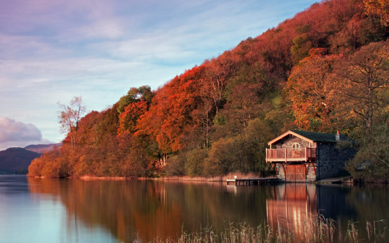 best places to enjoy autumn in the UK