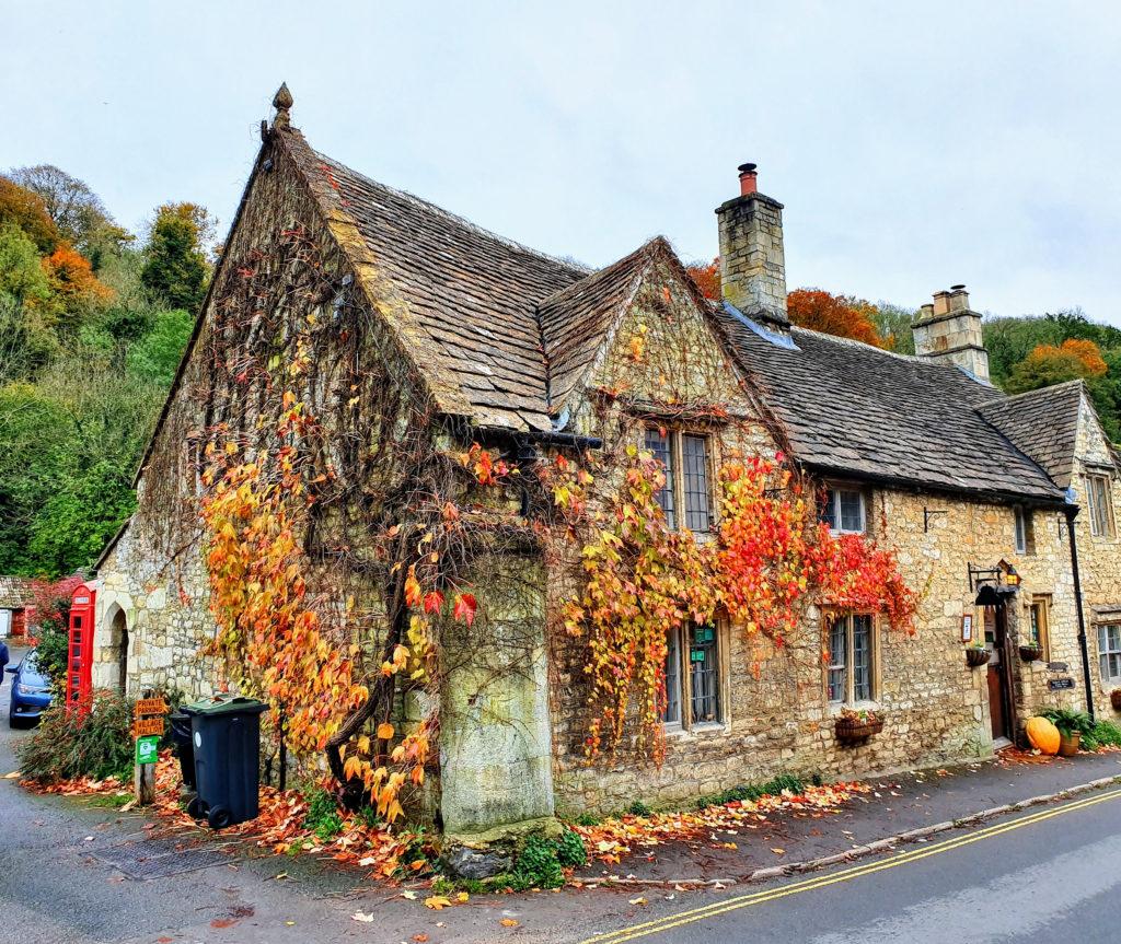 Castle Combe, Wiltshire, England