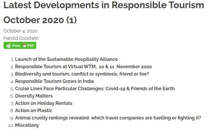 RT newsletter October 2020