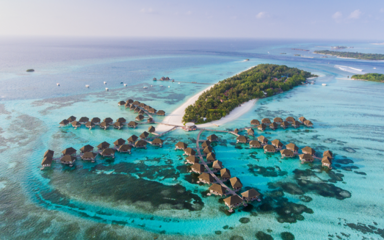 Maldives destination marketing