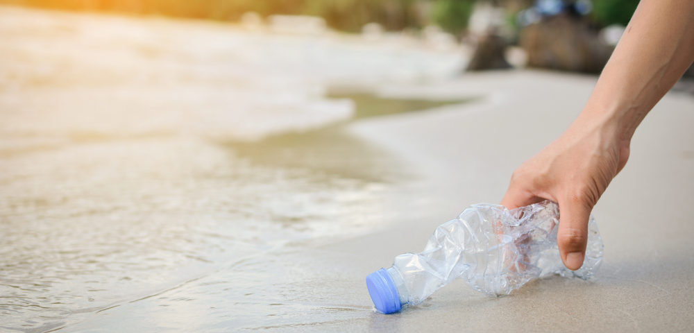Beaches for All by re-using plastic
