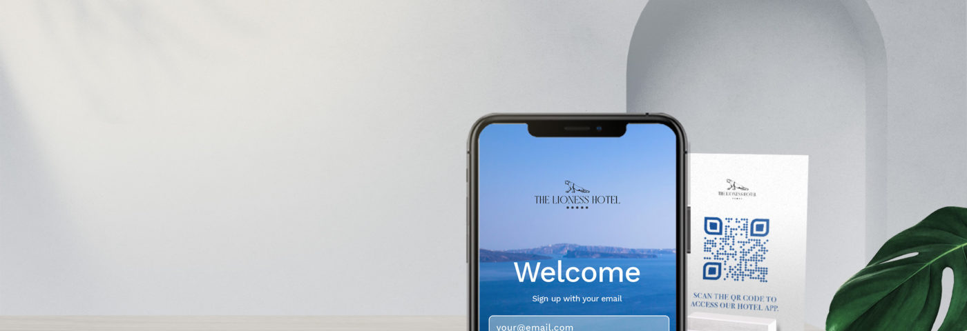 Here's why every hotel should have their own app in a post-Covid world and how this startup can help you.