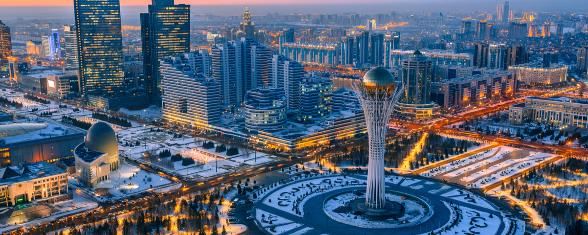 Re-starting the tourism economy in Central Asian countries