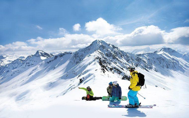 ski season during COVID-19